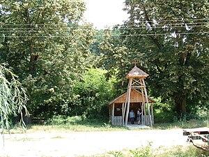 Bešenovo monastery - Image: Бешеновачки Прњавор капела Besenovacki Prnjavor Chapell
