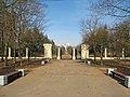 Василеостровский сад, вход.jpg