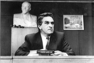 Vladislav Ardzinba - Vladislav Ardzinba in Moscow in 1996