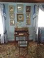 Дом С.Г. Волконского, в котором он жил в ссылке 1844-1856 гг. (интерьер), переулок Волконского, 10, Иркутск.jpg