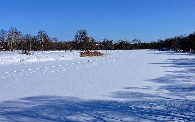 File:Заснеженное озеро - panoramio.jpg