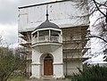 Звенигород, Успенский собор (реставрация), звонница 02.jpg