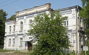 Osinsky District, Perm Krai - Professional School in Osa, Built 1906