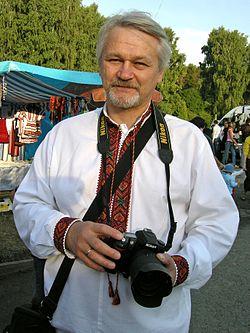 Олег Качало на фестивалі «Цвіт вишиванки»,30.08.2009
