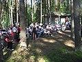 Комарово СПб. Ахматовские чтения в 2013 году.jpg