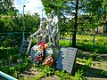 Ленобласть, Кипрушино (Шустручей), Братская могила ВОВ.jpg