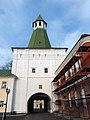 Николо-Пешношский монастырь, Московская область, Солнечногорск, посёлок Луговой.jpg