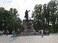 Памятник адмиралу Степану Осиповичу Макарову. Кронштадт, Якорная площадь. (1).JPG