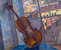 Петров-Водкин - Скрипка (1918).jpg