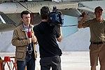 Работа журналистов на авиабазе «Хмеймим» в Сирии (3).jpg