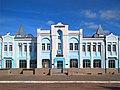 Ртищево Здание железнодорожного вокзала 25 сентября 2017 02.jpg