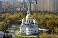 Собор Александра Невского на территории женского Ново-Тихвинского монастыря Екатеринбург 10.jpg