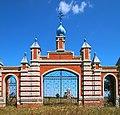 Сосновка Церковь Покрова Божией Матери 14 августа 2017 14.jpg
