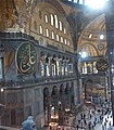 Турция (Türkiye), провинция Стамбул (il İstanbul), Стамбул (İstanbul), р-н Еминёню (ilçe Eminönü, Cankurtaran), Софийский собор (Ayasofya), 10-11 16.09.2008 - panoramio.jpg