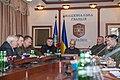 Яценюк і Аваков обговорили питання розвитку Національної гвардії 8189 (22541289426).jpg