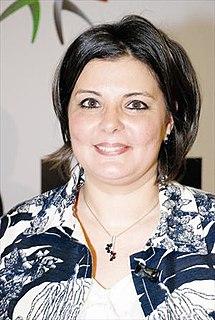 Aseel al-Awadhi former Kuwait MP