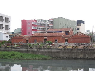 Linyuan District District in Southern Taiwan, Taiwan