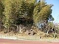 石造物のある坂 - panoramio.jpg