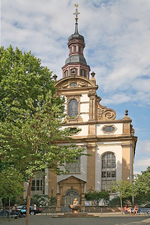 00 2011 6194 Speyer - Dreifaltigkeitskirche