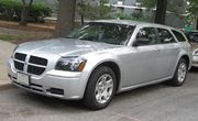 A Dodge Magnum, sometimes referred to as a sports wagon