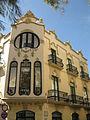 071 Casa Manuel Planas (Hotel Noucentista), c. Sant Gaudenci 32-34.jpg