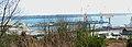 090 Brest La grande cale de radoub vue du Guelmeur.JPG