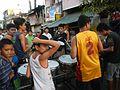 0932jfPedestrian footbridge C-31 Capulong Marcos Road Musicians Tondo Manilafvf.jpg