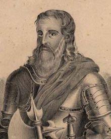 Henrique, ultimo Conte di Portugal. Suo figlio, Afonso Henriques, concesse l'indipendenza alla contea e lo trasformò in regno.