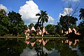 108 Shiva Temple at Nababhat area of Bardhaman Town at Purba Bardhaman district in West Bengal 02.jpg