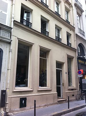 Le Chabanais - 12 rue Chabanais today