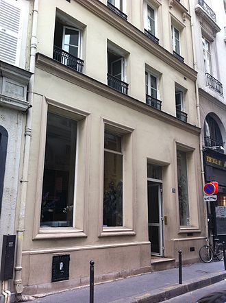 Brothels in Paris - 12 rue Chabanais in 2011