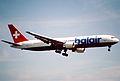 135cl - Balair Boeing 767-3G5ER; HB-IHV@ZRH;30.06.2001 (5256728569).jpg
