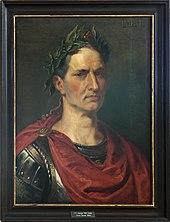 Schloß Caputh: Julius Caesar (1619) (Quelle: Wikimedia)