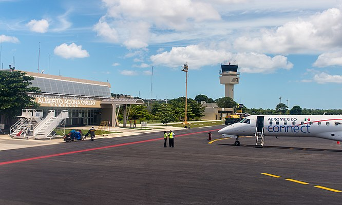 Ing. Alberto Acuña Ongay International Airport