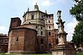 1568 - Milano - Absidi di san Lorenzo - Foto Giovanni Dall'Orto - 18-May-2007.jpg
