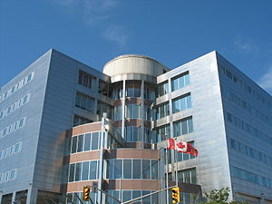 Ministry of Northern Development and Mines - Image: 159 Cedar Street