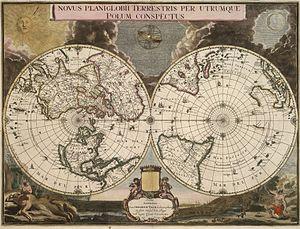 Gerard Valck - Image: 1672 95 Novus Planiglobii Valck'