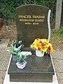 170725 Szentiván temető felújítás után (14) Pánczél Tivadar.jpg