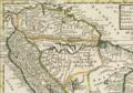 1732 Bogota detail Map of Terra Firma Peru, Amazone-land, Brasil & La Plata by Moll BPL 14301.png