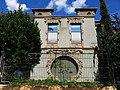 178 Casa Anna de Mora de Bacardí, c. Sor Eulàlia d'Anzizu 41 (Barcelona), façana c. Miret i Sans.jpg