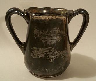 Penn Relays - 1895 Penn Relay Trophy