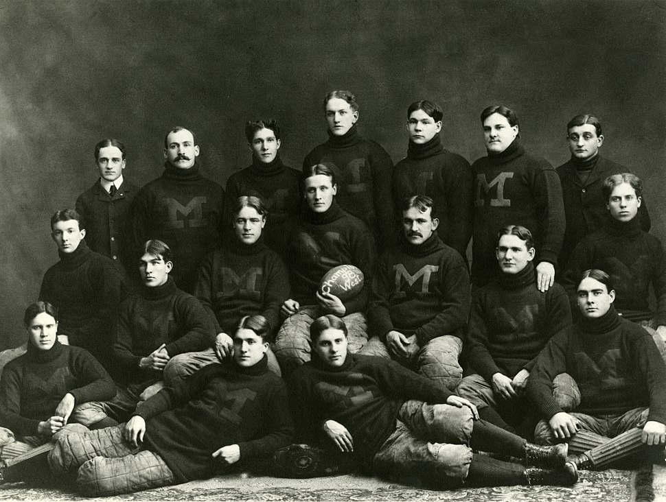 1898 Michigan football team