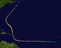 1898 Windward Islands hurricane track.png