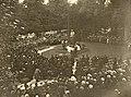 1909 Afbeelding van de onthulling van het standbeeld van dr. B. Reiger X68160-98345.jpg