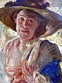 1912 Corinth Frau mit Rosenhut anagoria.JPG