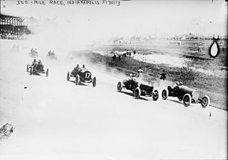 1913 Indianapolis 500 - Image: 1913 Indianapolis 500