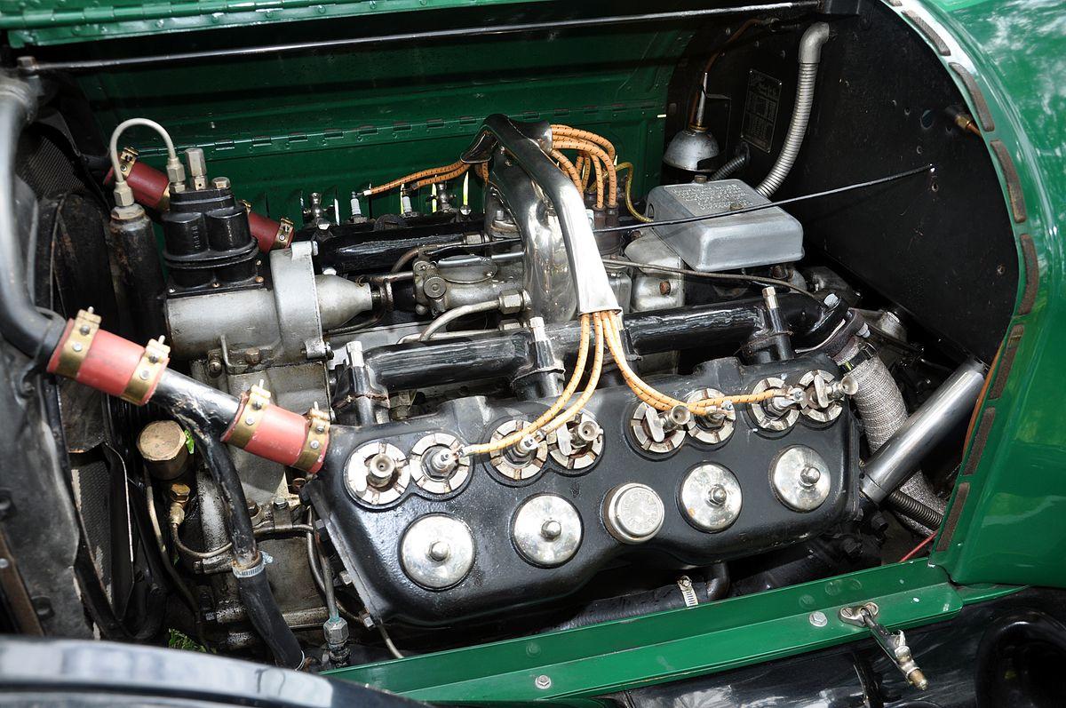 Px Cadillac V Engine