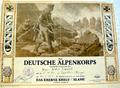 1916 - Decret de decorare pentru un militar din Corpul Alpin German 2nd Btln 1st Jager 025.png