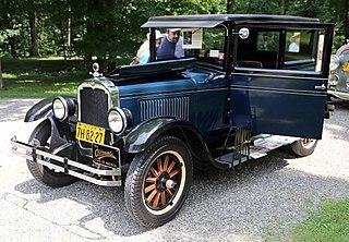 Oldsmobile Model 30 Car model