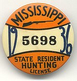 mississippi department of wildlife fisheries and parks